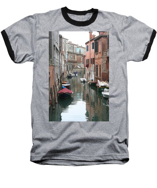 Venice Backstreets Baseball T-Shirt