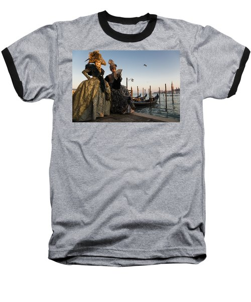 Venice Carnival '15 IIi Baseball T-Shirt