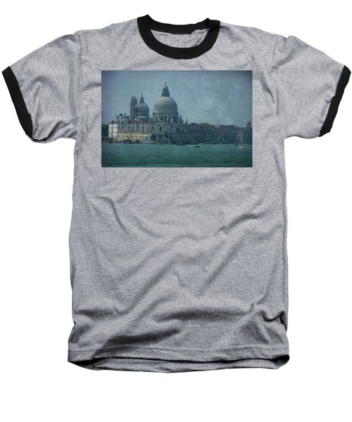 Baseball T-Shirt featuring the photograph Venice Italy 1 by Brian Reaves