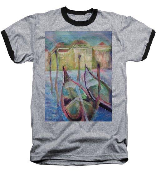 Venice Italy Baseball T-Shirt
