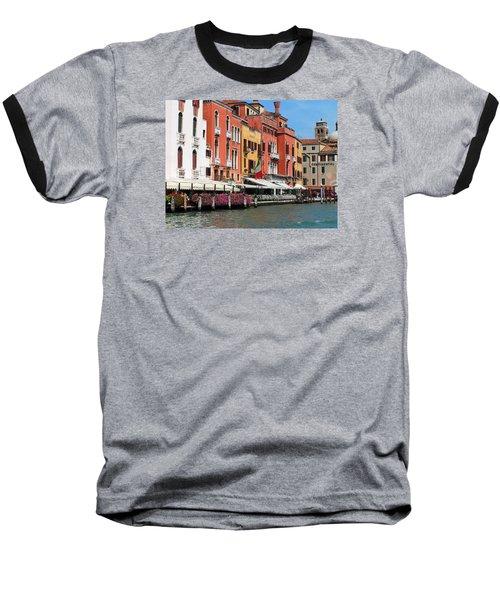 Venice  Baseball T-Shirt by Oleg Zavarzin
