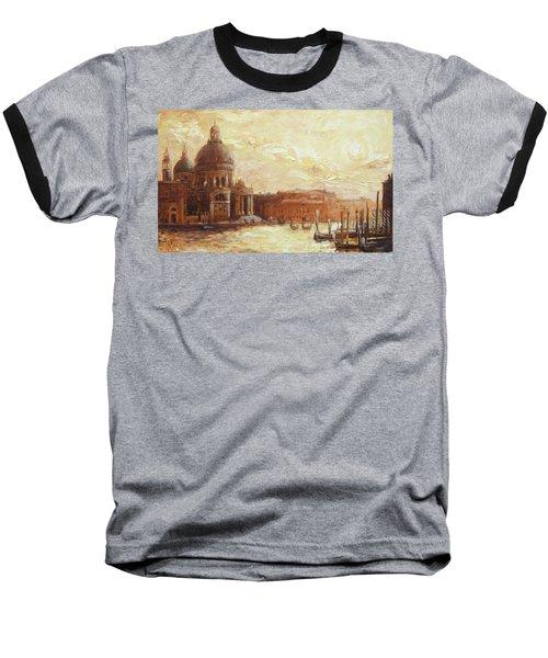 Venice - Santa Maria Della Salute Baseball T-Shirt