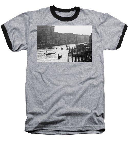 Venice Grand Canal Baseball T-Shirt