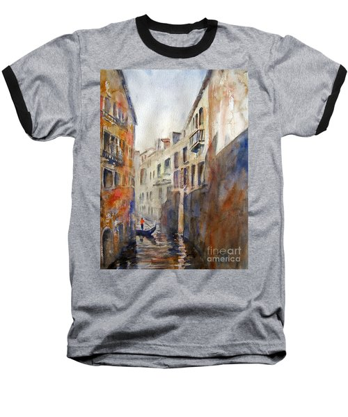 Venice Travelling Baseball T-Shirt