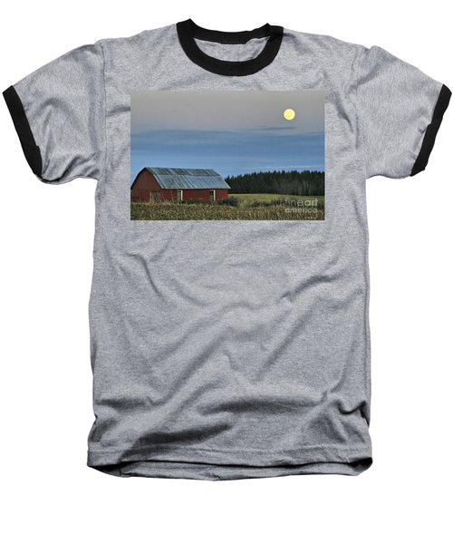 Vermont Full Moon Baseball T-Shirt