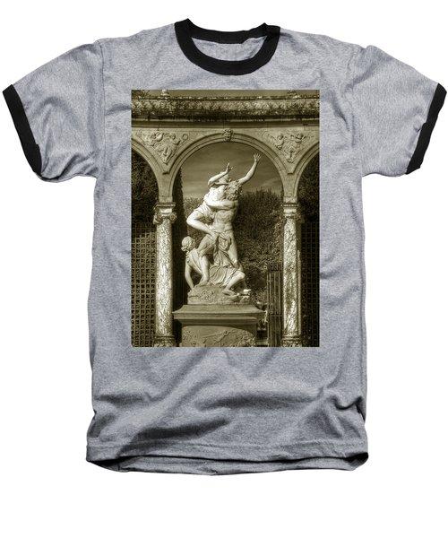 Versailles Colonnade And Sculpture Baseball T-Shirt