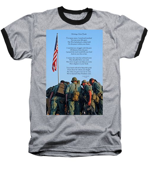 Veterans Remember Baseball T-Shirt