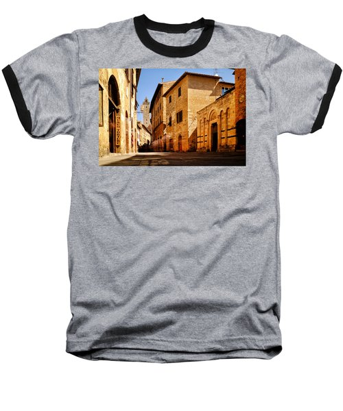 Via San Giovanni Baseball T-Shirt