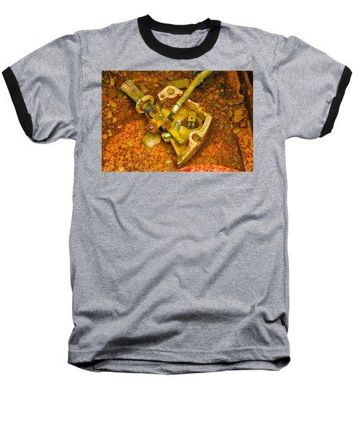 Vibrant Controller Baseball T-Shirt