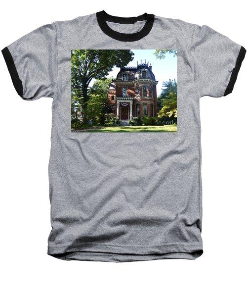 Victorian Beauty Baseball T-Shirt