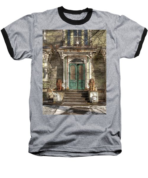 Victorian Entry Baseball T-Shirt