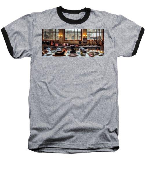 Victorian Kitchen Baseball T-Shirt