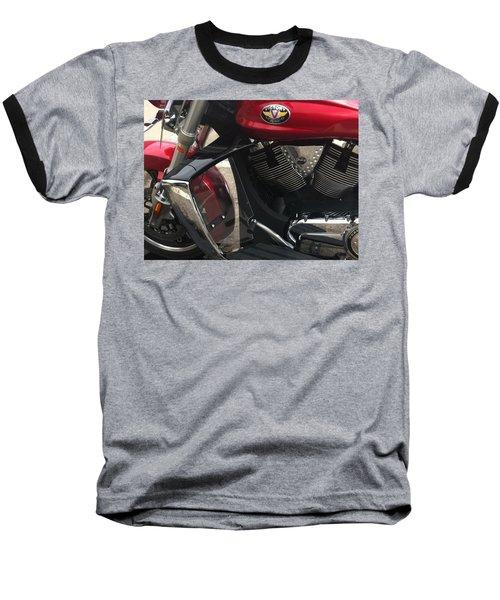 Victory Cycle Baseball T-Shirt