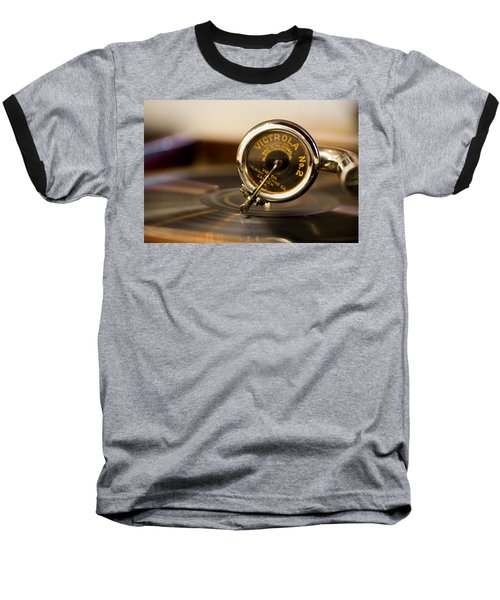 Victrola No 2 Baseball T-Shirt