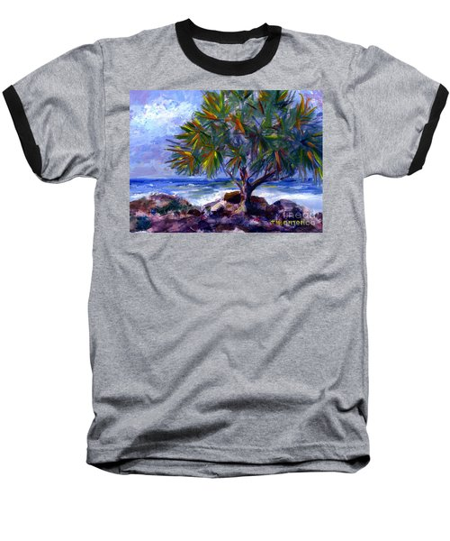 View At Maku'u Baseball T-Shirt