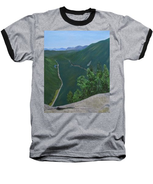 View From Mount Willard Baseball T-Shirt