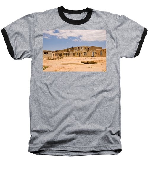 View From The Square Baseball T-Shirt