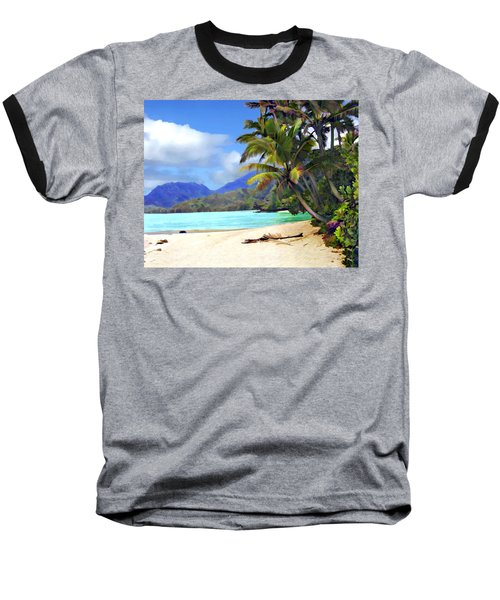 View From Waicocos Baseball T-Shirt