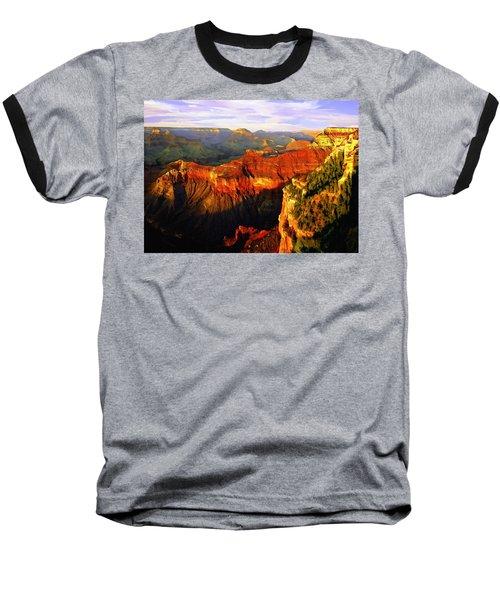 View - Yavapai Point Baseball T-Shirt