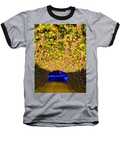 Vine Tunnel Baseball T-Shirt