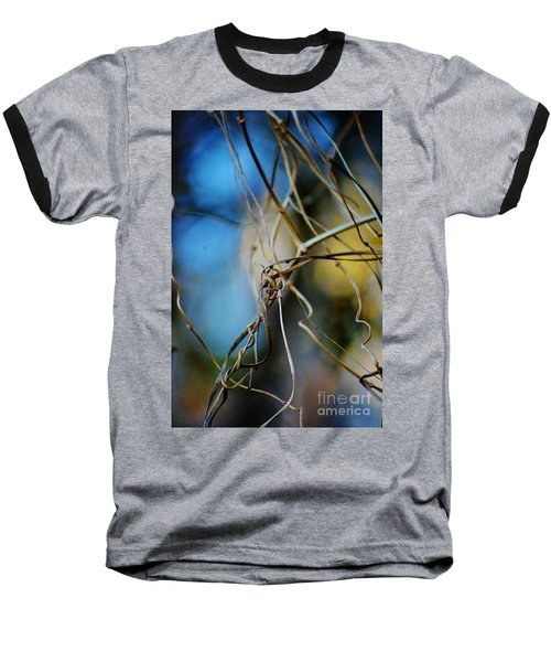 Vines In The Back Garden Baseball T-Shirt