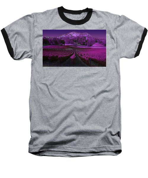Vineyard 41 Baseball T-Shirt