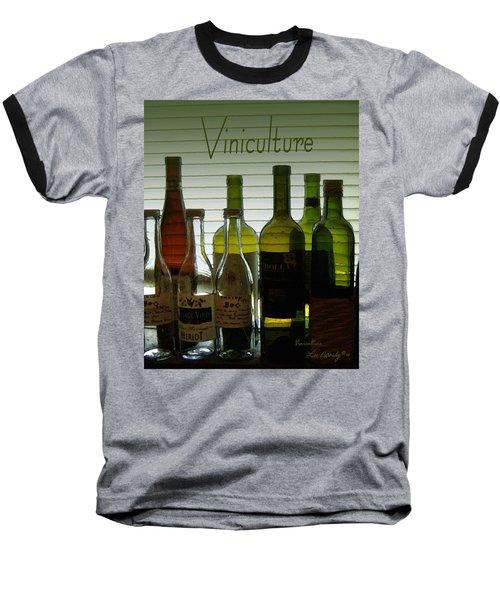 Viniculture  Baseball T-Shirt