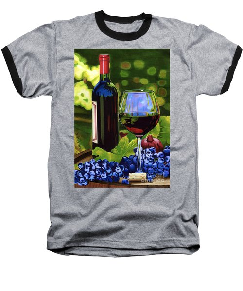 Vino Baseball T-Shirt