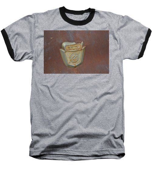 Vintage Badge Baseball T-Shirt