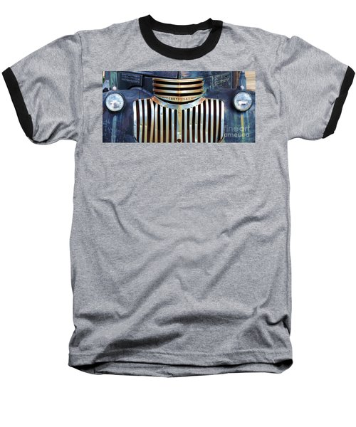 Vintage Chevrolet 005 Baseball T-Shirt