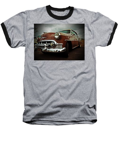Baseball T-Shirt featuring the photograph Vintage Chrysler by Gianfranco Weiss