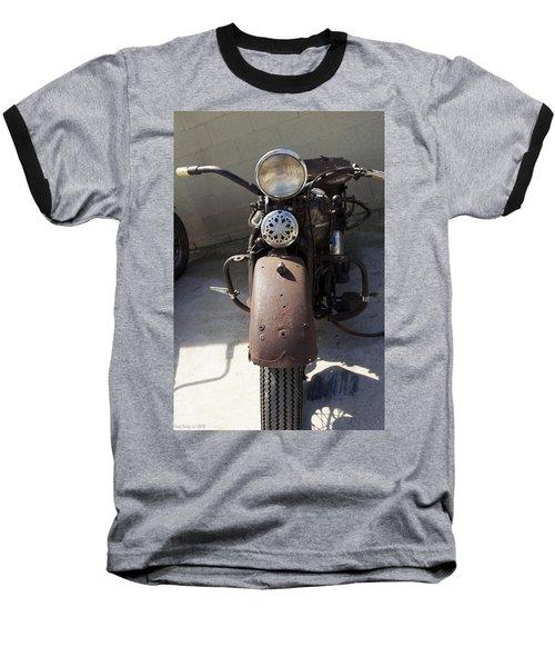 Vintage Harley Baseball T-Shirt