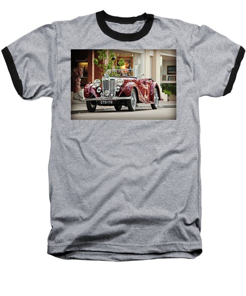 Vintage Mg In Carmel Baseball T-Shirt