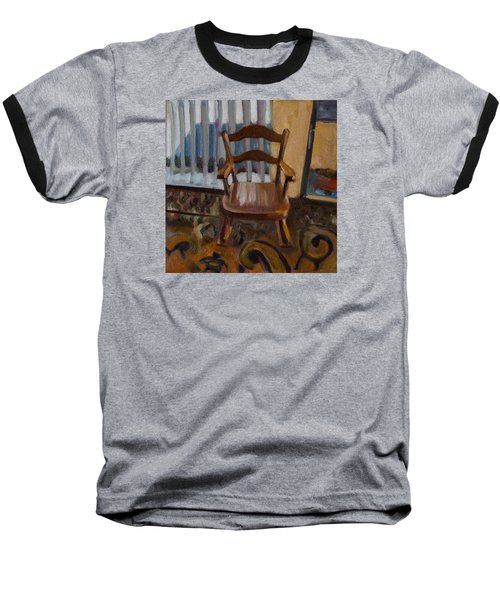 Vintage Rocker Baseball T-Shirt