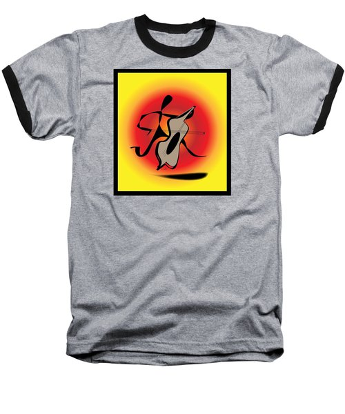 Viola Baseball T-Shirt