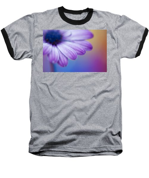 Violet 2 Baseball T-Shirt