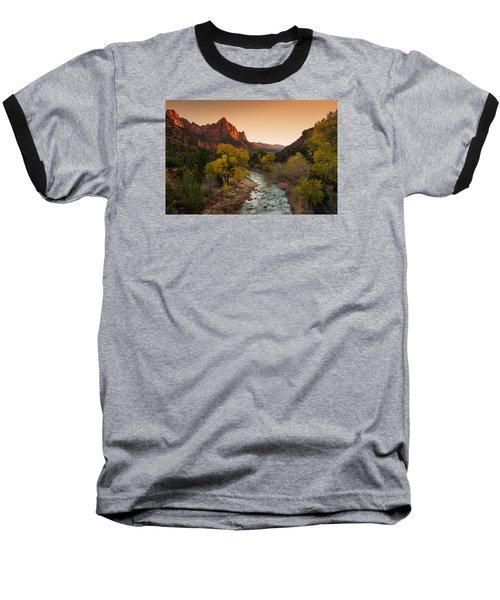 Virgin River Baseball T-Shirt by Tassanee Angiolillo