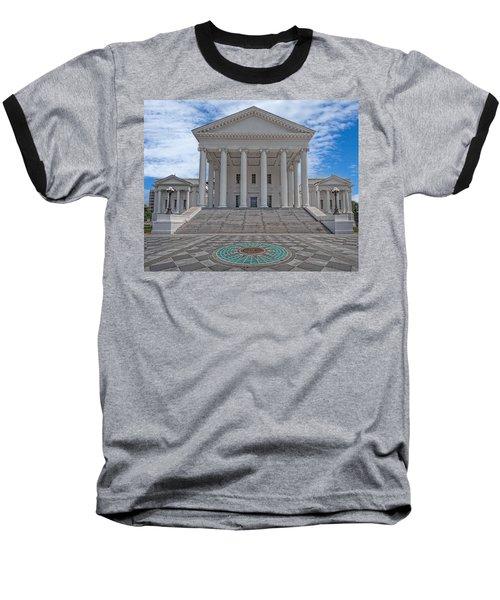 Virginia Capitol Baseball T-Shirt
