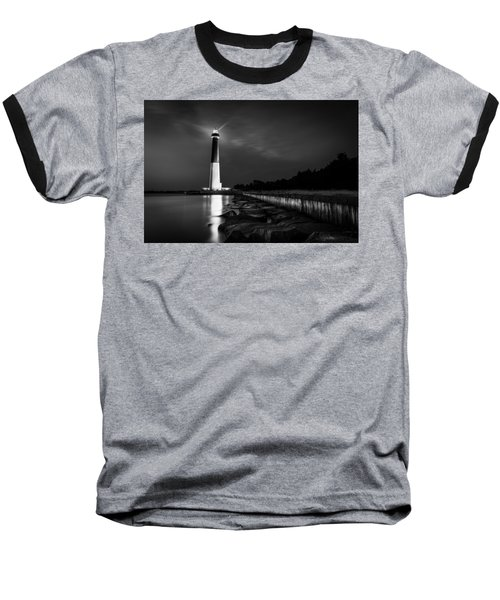Baseball T-Shirt featuring the photograph Vision Is Seeing The Invisible by Mihai Andritoiu