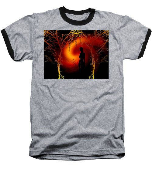 Visione Di Domani  Baseball T-Shirt