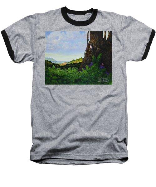 Visions Of Paradise V Baseball T-Shirt