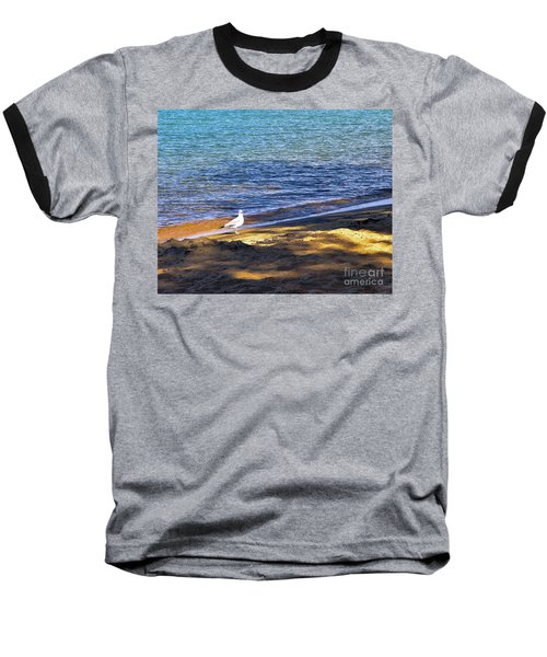 Visitor - Lake Tahoe Baseball T-Shirt