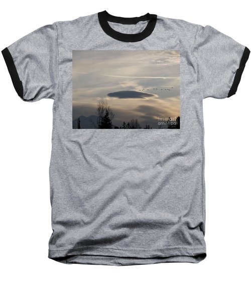 Visitors Baseball T-Shirt