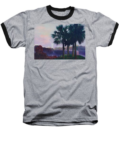 Vista Dusk Baseball T-Shirt by Blue Sky