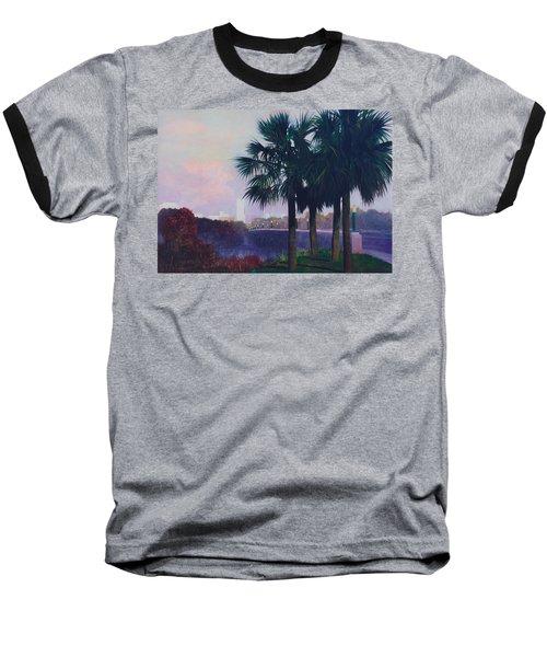 Vista Dusk Baseball T-Shirt