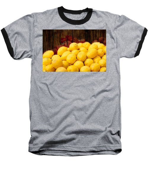 Vitamin C Baseball T-Shirt