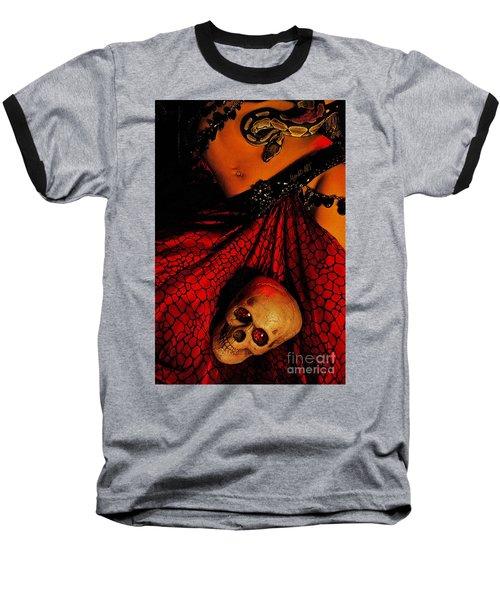 Voodoo Baseball T-Shirt