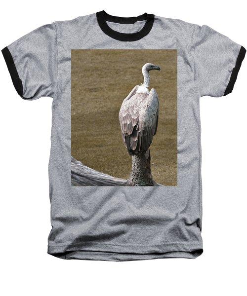 Vulture On Guard Baseball T-Shirt