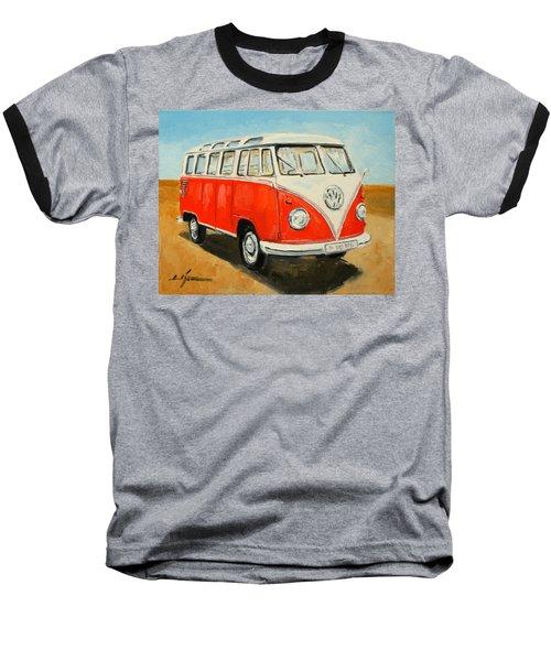Vw Transporter T1 Baseball T-Shirt