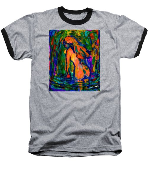 Wading Baseball T-Shirt